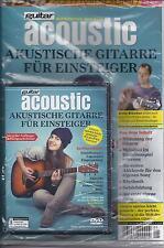 acoustic Songbook mit DVD (120 Min.) Akustische Gitarre für Einsteiger