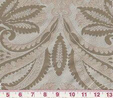 Fabulous 100% Silk Damask American Silk Mills Upholstery Fabric Thomas 8004