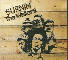 Marley, Bob & The Wailers Burnin` Deluxe Edition Do CD ohne Plastikumhüllung