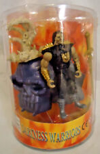 RARE DARKNESS WARRIORS ACTION FIGURE - NEW IN PACKAGE
