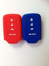 2pcs Fob Remote Car Key Case Cover for 2014-2016 HONDA Accord Civic Keyless Gift