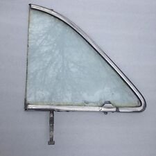 1950 1951 Mercury 4 dr Left Rear Vent Window