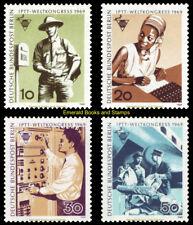 EBS West Berlin 1969 World Postal Congress (IPTT) Michel 342-345 MNH**