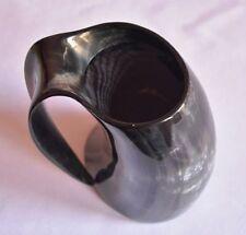 Real Horn Handmade Viking Bar Mug From Natural Material