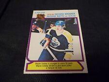 1980-81 OPC O-Pee-Chee #3 Wayne Gretzky 2nd year RB Edmonton Oilers nrmtmt/mint