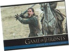 Game Of Thrones Season 6 (Six): P2 Promo Card - Conventions