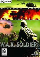 War Soldiers PC / CD Game- Brand NEW & Sealed - Fast Ship DB-03