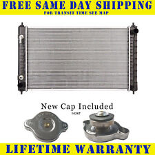 Radiator With Cap For Nissan Fits Altima Maxima 2.5 3.5 L4 4Cyl V6 6Cyl 2988WC