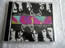 CD  CAM.PACT  PSYCHEDELIC POP' N SOUL 1967 - 1969