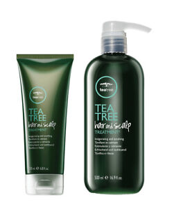 "Paul Mitchell Tea Tree Hair And Scalp Treatment 6.8 oz ""OR""16.9 oz (Choose One)"