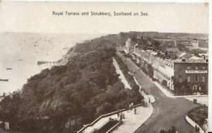 Essex Postcard - Royal Terrace - Southend-On-Sea - Ref TZ5741