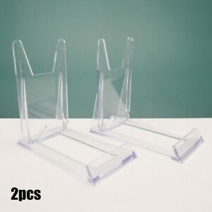 Transparent Acrylic Display Stand, Easel Board, Easel, Adjustable Fixing Plastic