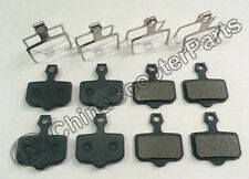 4 Pairs Bicycle disc brake pads AVID Elixir E1 /3/5/7/9 ER / CR SRAM XO XX 841