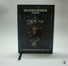 Warhammer 40.000 Regelbuch 8 Edition Dark Imperium deutsch + Zubehör Regeln 40k