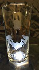 Batman Etched Pint Glass