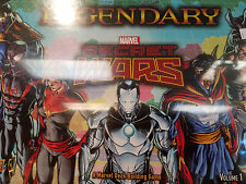 Legendary Marvel DBG Secret Wars Volume 1 Expansion Board Game Deckbuilding