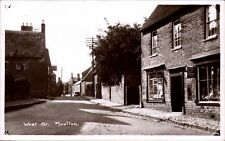 Moulton near Northampton. West Street.