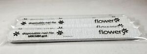 Flowery Silver Streak Cushion Core File 100/180 Grit (DFCS1) - Choose Your Pack