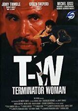 T-W Terminator Woman (Dvd - Stormovie) Nuovo e Sigillato