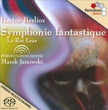 Berlioz: Symphonie fantastique; Le Roi Lear, Op. 4 (King Lear), New Music