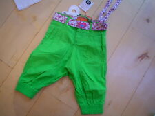 SO 12- Pantalones Capri, verde de paglie Talla 116-128