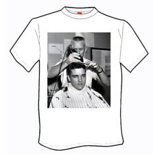 Elvis Presley Army Barber Shop Haircut T Shirt