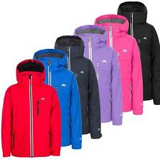 Trespass Cornell II Waterproof Insulated Kids Jacket Girls Boys School Coat