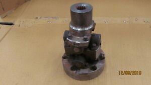 hydraulic pump flex drive shaft 7/8 13 spline - 6 bolt