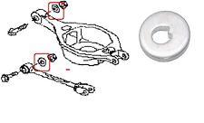 CAMBER ADJUSTING PLATE ECCENTRIC FOR NISSAN 350Z 370Z GTR MURANO SKYLINE PRESAGE