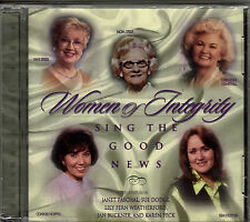 """WOMEN OF INTEGRITY""..""SING THE GOOD NEWS""....BRAND NEW FACTORY SEALED GOSPEL CD"