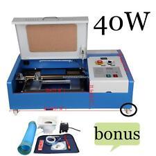 40W CO2 USB incisione del laser tagliatrice Incisore Cutter spedizione gratuita