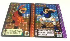 Carte Naruto Fancard Carddass Hondan  Prism Crossover Dbz custom card Puzzle 1-2