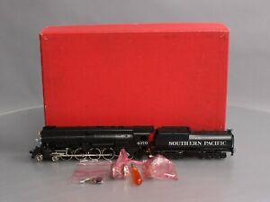Key Imports 4370 HO BRASS SP MT-5 4-8-2 Steam Loco & Tender w/DCC/Sound LN/Box