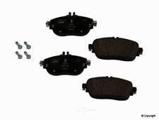 Genuine Disc Brake Pad fits 2014-2015 Mercedes-Benz B Electric Drive CLA250 GLA2
