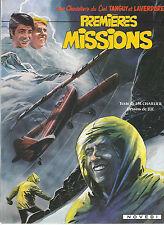 BD Tanguy et Laverdure - Premières Missions- EO  -1981 -TBE- Jijé