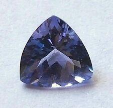 0.5 Carat Natural Tanzanite - Great Deep Blue Color