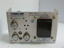Power One Hn15 45 A Linear Power Supplies 15v45a Output