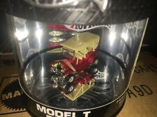 2003 HOT WHEELS OIL CAN SERIES FORD MODEL T RED VARIATION 1/7000