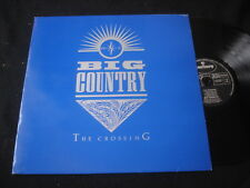 BIG COUNTRY/THE CROSSING/FRENCH PRESS