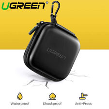 Ugreen Shockproof Pouch Storage Hard Carry Case for Headphone Earphone Earbud