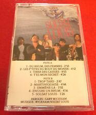 Cassette Audio Soldat Louis Self Titled ! Gamma Records