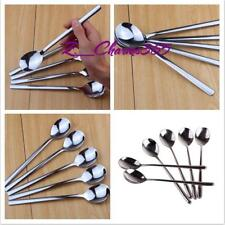 Home Silver Stainless Steel Rice Spoon/Soup Spoon/Coffee Spoon Kitchen Tools Z