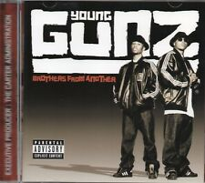 Young Gunz - Brothers From Another (2005 CD) Feat John Legend/Kanye West/112/Daz