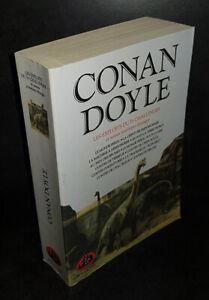 Arthur Conan Doyle : Les exploits du Pr Challenger et autres aventures étranges