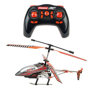"""Carrera 370501034X Helicopter """" Neon Storm """" R/C Vehicle New !°"""
