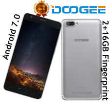 "5.0"" DOOGEE X20 Android 7.0 2GB+16GB Dual SIM Smartphone Quad Core Handy Mobile"