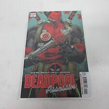 Marvel Comics Deadpool Assassin #1 NM