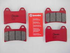 Brembo Bremsbeläge Bremsklötze Bremse vorne komplett Ducati 748 848 900 996 1100