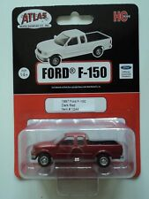 ATLAS 1997  FORD F-150   DARK RED  1/87 HO  PLASTIC