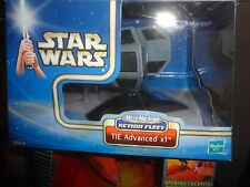 STAR WARS MICROMACHINES SET TIE ADVANCED X1, NEVER OPENED.